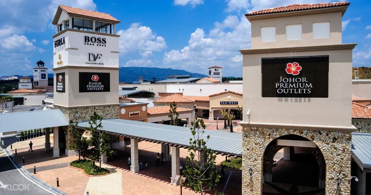 Klook Exclusive Premium Outlets Savings Passport for Johor Premium ...